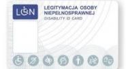Nowy wzór legitymacji osób niepełnosprawnych